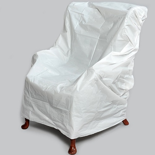 armchair-cover in use