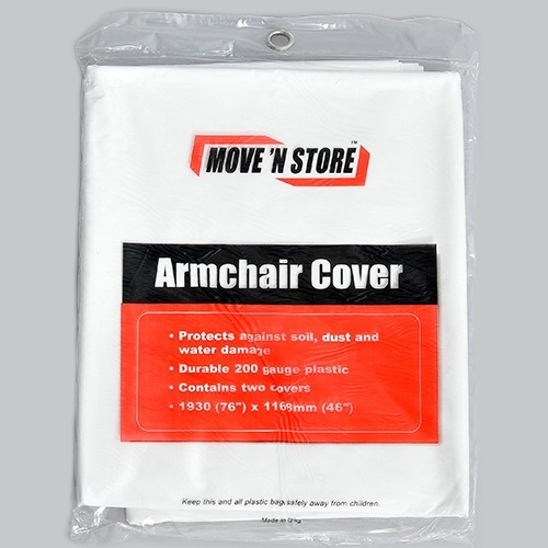 armchair cover for packing