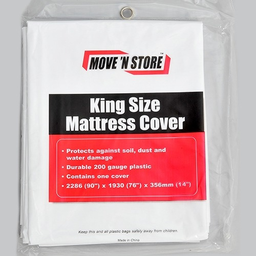 mattress cover for packing
