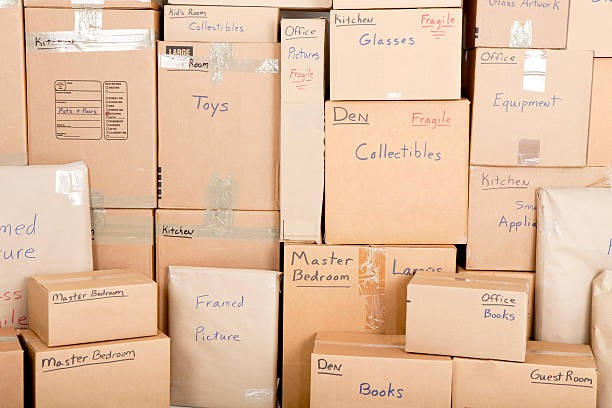 boxes for house removals