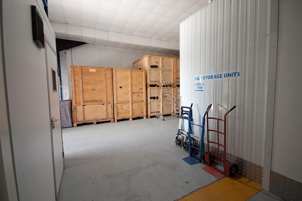 schofield storage units